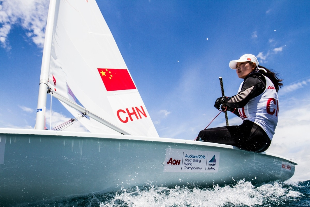 【Good News】Sanya to Host 2017 Youth Sailing World Championship